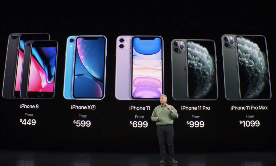 Find Out The Most Popular Apple Smartphone