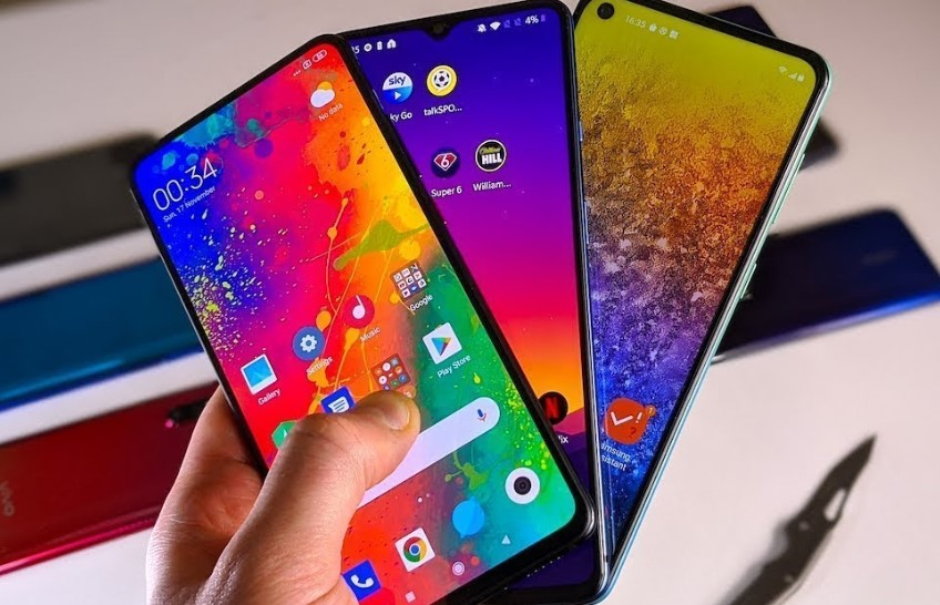 Android Smartphones in 2020